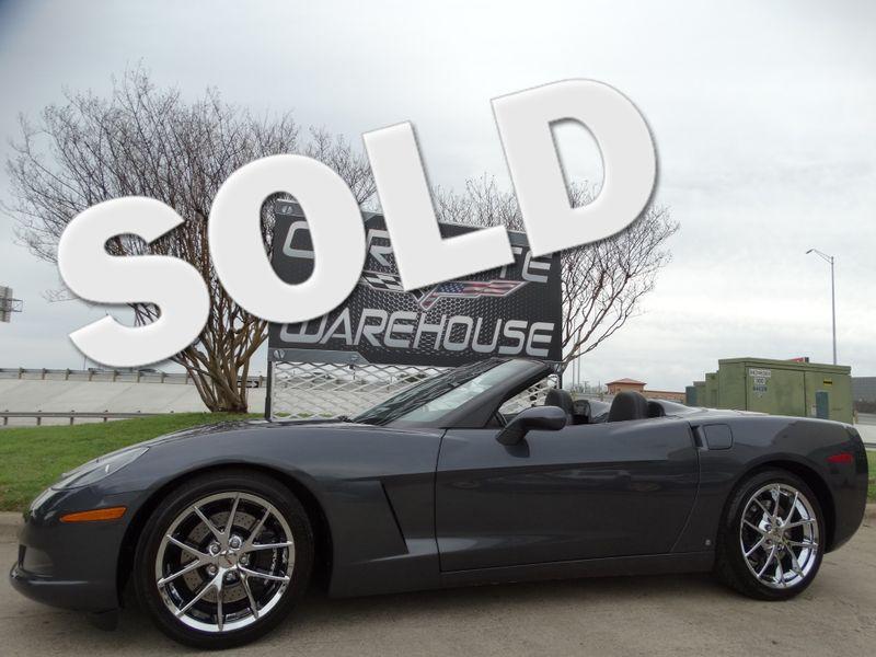 2009 Chevrolet Corvette 3LT, Z51, 6 Speed,  NPP, Spyder Chromes, 22k! | Dallas, Texas | Corvette Warehouse