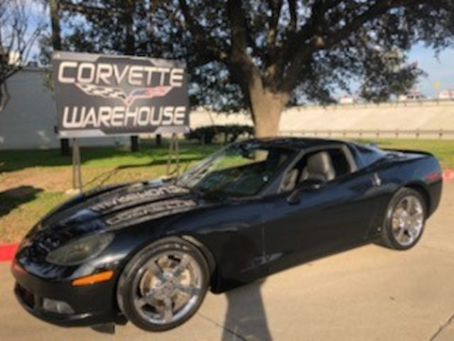 2009 Chevrolet Corvette Coupe Auto, CD Player, Chrome Wheels, Only 68k! | Dallas, Texas | Corvette Warehouse  in Dallas Texas