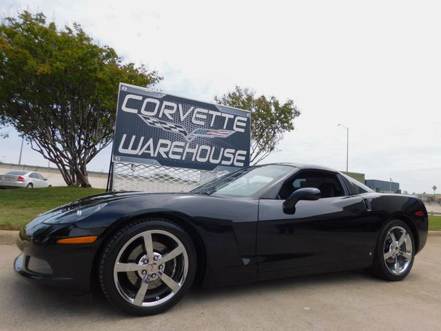 2009 Chevrolet Corvette Coupe Auto, Kenwood Radio, Chromes, Only 71k in Dallas, Texas 75220