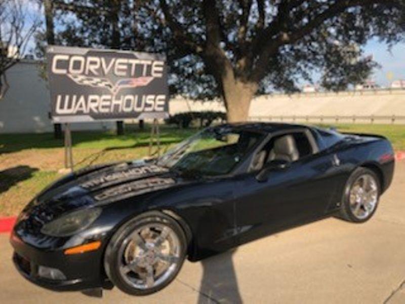 2009 Chevrolet Corvette Coupe Auto, CD Player, Chrome Wheels, Only 68k! | Dallas, Texas | Corvette Warehouse