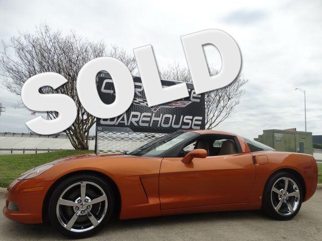2009 Chevrolet Corvette Coupe 3LT, Z51, NAV, NPP, Auto, Chromes, Only 76k! | Dallas, Texas | Corvette Warehouse  in Dallas Texas