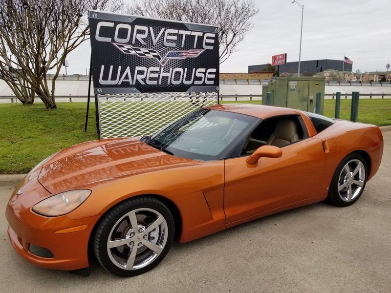 2009 Chevrolet Corvette Coupe 3LT, Z51, NAV, NPP, Auto, Chromes, Only 76k! | Dallas, Texas | Corvette Warehouse