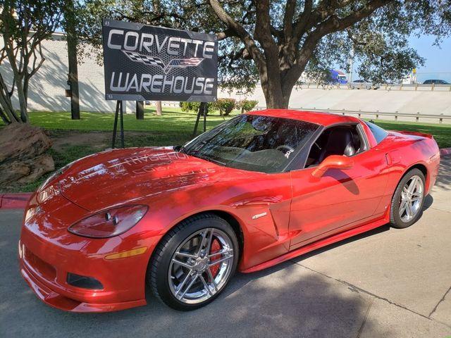 2009 Chevrolet Corvette Coupe Auto, CD Player, Z06 Chrome Wheels Only 14k! | Dallas, Texas | Corvette Warehouse  in Dallas Texas