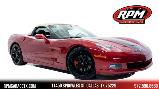 2009 Chevrolet Corvette w/3LT with Many Upgrades