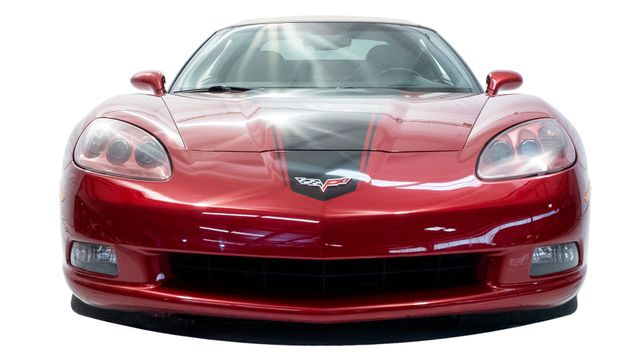 2009 Chevrolet Corvette w/3LT with Many Upgrades in Dallas, TX 75229