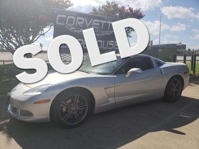 2009 Chevrolet Corvette Coupe 3LT, ZR1 Spoiler, TT Seats, Comp Grays 29k! | Dallas, Texas | Corvette Warehouse  in Dallas Texas