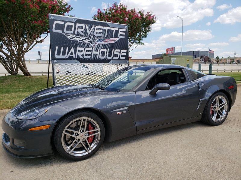 2009 Chevrolet Corvette Z06 2LZ, NAV, B&B Exhaust, Chrome Wheels 14k! | Dallas, Texas | Corvette Warehouse