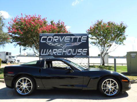 2009 Chevrolet Corvette Coupe Auto, CD Player, Spyder Chromes, Only 30k! | Dallas, Texas | Corvette Warehouse  in Dallas, Texas