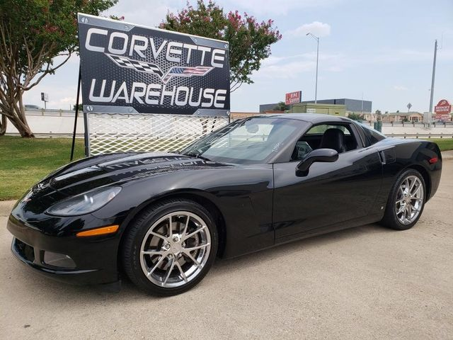 2009 Chevrolet Corvette Coupe Auto, CD Player, Spyder Chromes, Only 30k! | Dallas, Texas | Corvette Warehouse  in Dallas Texas