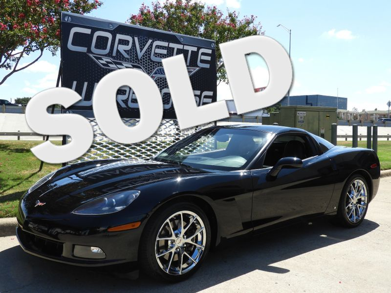 2009 Chevrolet Corvette Coupe Auto, CD Player, Spyder Chromes, Only 30k! | Dallas, Texas | Corvette Warehouse
