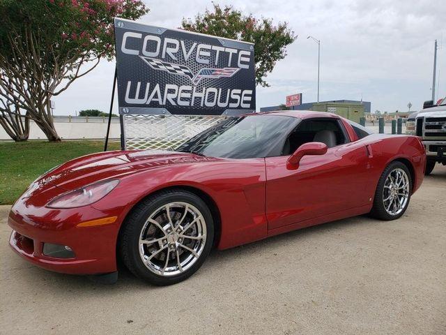 2009 Chevrolet Corvette Coupe 2LT, Auto, Spyder Chrome Wheels, Only 68k! | Dallas, Texas | Corvette Warehouse  in Dallas Texas
