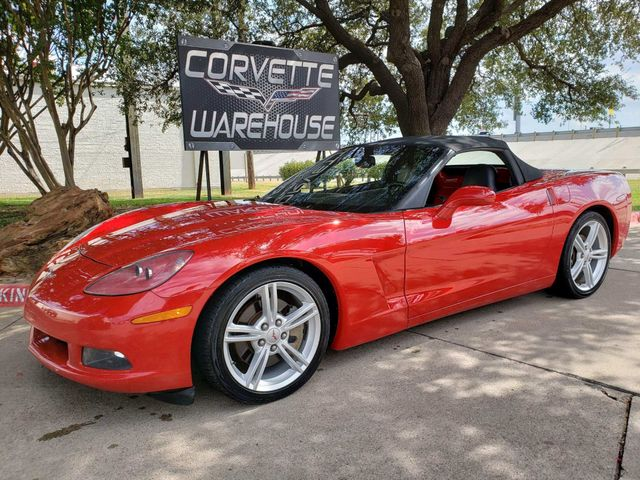 2009 Chevrolet Corvette Convertilbe  Auto, CD, Alloy Wheels! | Dallas, Texas | Corvette Warehouse  in Dallas Texas