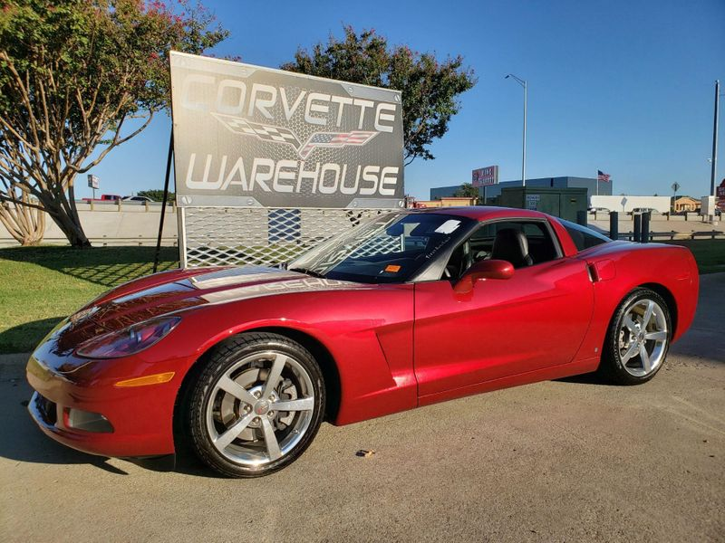 2009 Chevrolet Corvette Coupe 2LT, Auto, NPP, Polished Wheels, Only 16k! | Dallas, Texas | Corvette Warehouse