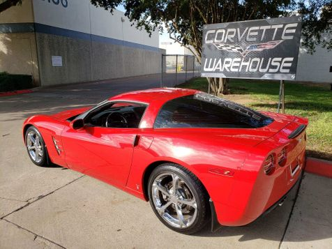 2009 Chevrolet Corvette Coupe 2LT, Auto, CD Player, GS Chrome Wheels 19k! | Dallas, Texas | Corvette Warehouse  in Dallas, Texas