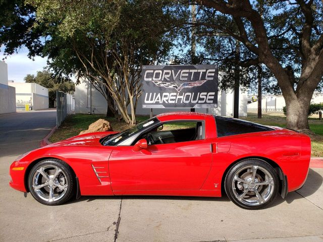 2009 Chevrolet Corvette Coupe 2LT, Auto, CD Player, GS Chrome Wheels 19k! | Dallas, Texas | Corvette Warehouse  in Dallas Texas