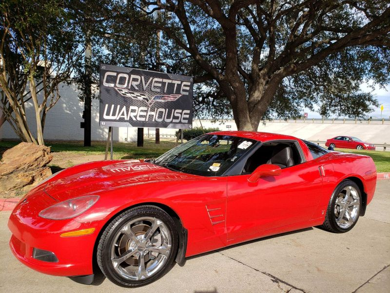 2009 Chevrolet Corvette Coupe 2LT, Auto, CD Player, GS Chrome Wheels 19k!   Dallas, Texas   Corvette Warehouse