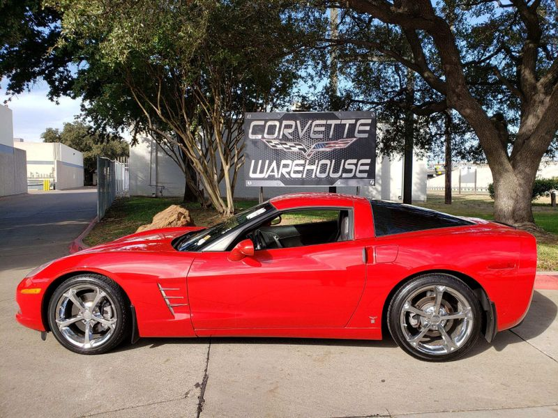 2009 Chevrolet Corvette Coupe 2LT, Auto, CD Player, GS Chrome Wheels 19k! | Dallas, Texas | Corvette Warehouse