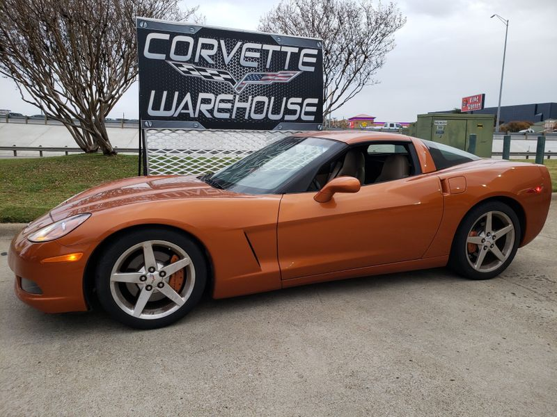 2009 Chevrolet Corvette Coupe 3LT, NAV, 6 Speed, Polished Wheels, 51k!   Dallas, Texas   Corvette Warehouse