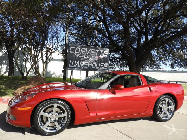 2009 Chevrolet Corvette Coupe 3LT, Z51, Auto, Chromes, 1-Owner 45k! | Dallas, Texas | Corvette Warehouse  in Dallas Texas