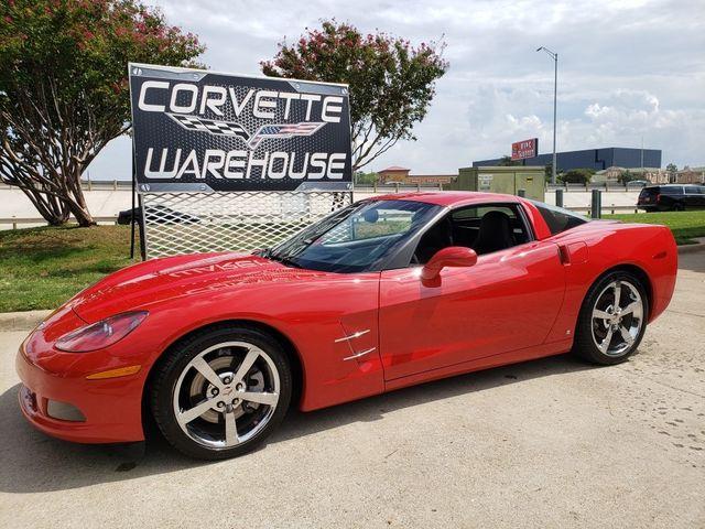 2009 Chevrolet Corvette Coupe 3LT, Auto, CD Player, NPP, Chrome Wheels 48k