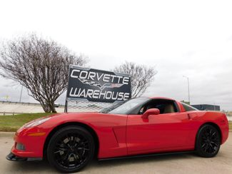 2009 Chevrolet Corvette Coupe 3LT, Z51, NPP, 6-Speed, Black Alloys 63k in Dallas, Texas 75220