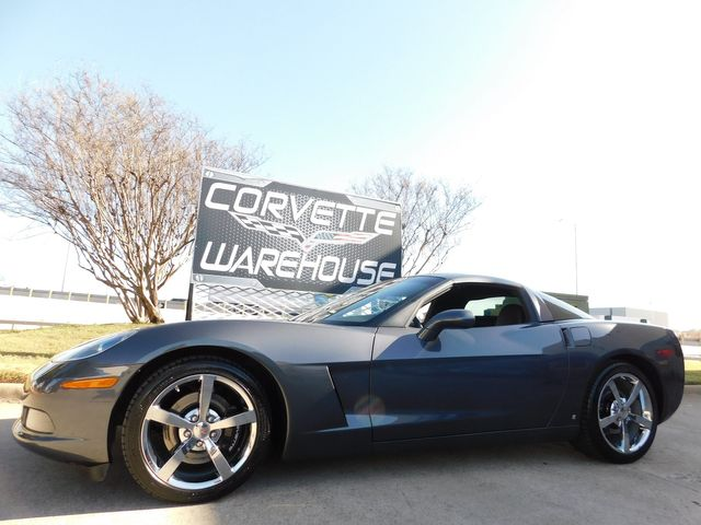 2009 Chevrolet Corvette Coupe 2LT, NAV, CD Player, Chrome Wheels Only 19k