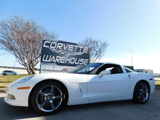 2009 Chevrolet Corvette Coupe 3LT, Z51, NAV, NPP, Auto, Chrome Wheels 24k in Dallas, Texas 75220