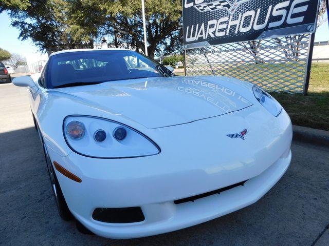 2009 Chevrolet Corvette Coupe 3LT, Z51, NAV, NPP, Auto, Chrome Wheels 24k in Dallas, Texas 75220