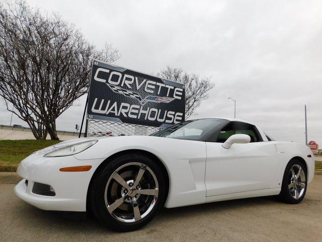 2009 Chevrolet Corvette Coupe 3LT, Z51, NAV, NPP, Auto, Chromes, Only 36k