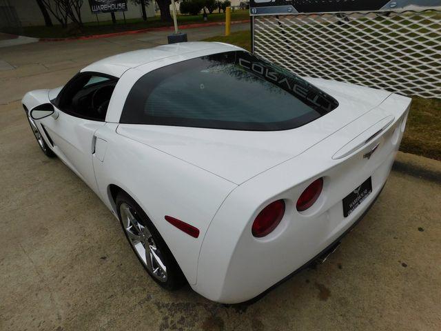 2009 Chevrolet Corvette Coupe 3LT, Z51, NAV, NPP, Auto, Chromes, Only 36k in Dallas, Texas 75220