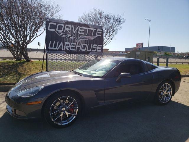 2009 Chevrolet Corvette Coupe 3LT, F55, NPP, TT Seats, Auto, Chromes 73k