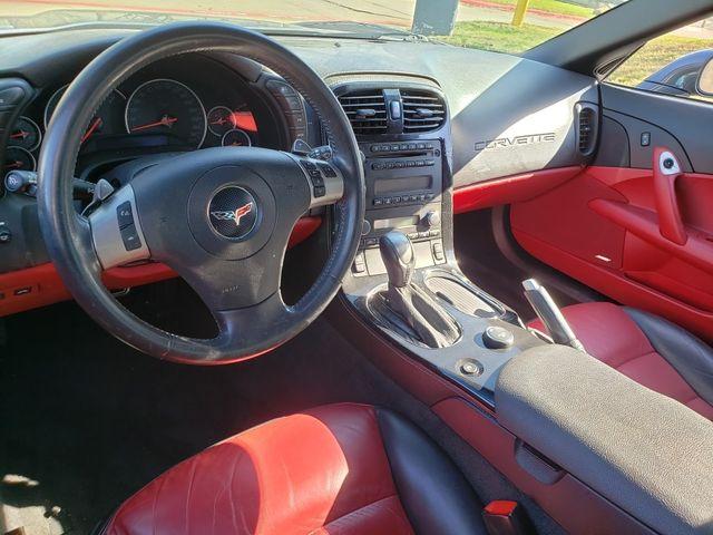 2009 Chevrolet Corvette Coupe 3LT, F55, NPP, TT Seats, Auto, Chromes 73k in Dallas, Texas 75220