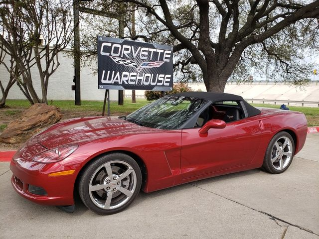 2009 Chevrolet Corvette Convertible 3LT, Z51, NAV, NPP, Auto, Chromes 12k in Dallas, Texas 75220