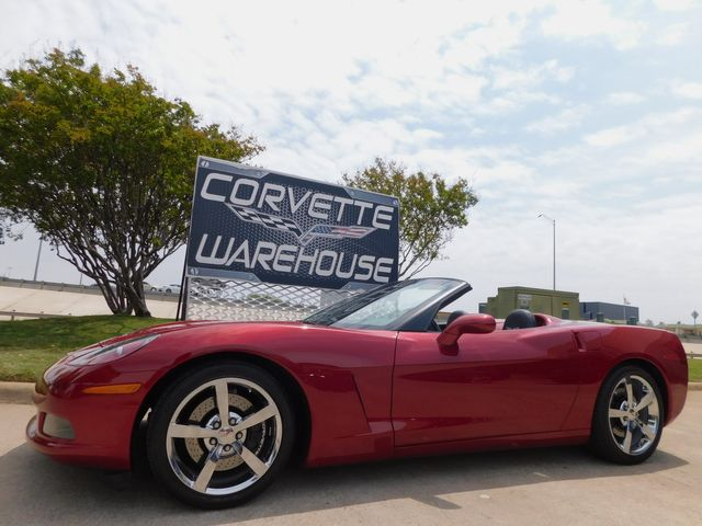 2009 Chevrolet Corvette Convertible 3LT, Z51, NAV, NPP, Auto, Chromes 12k in Dallas, Texas 75220