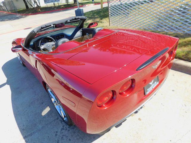 2009 Chevrolet Corvette Convertible 3LT, Z51, NAV, NPP, Auto, Chromes 14k in Dallas, Texas 75220