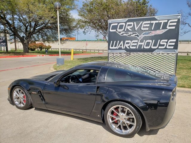 2009 Chevrolet Corvette Z06 Hardtop 2LZ, NAV, Spyder Chromes in Dallas, Texas 75220