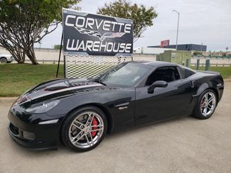 2009 Chevrolet Corvette Z06 Hardtop 3LZ, NAV, Chromes Wheels, Only 67k in Dallas, Texas 75220
