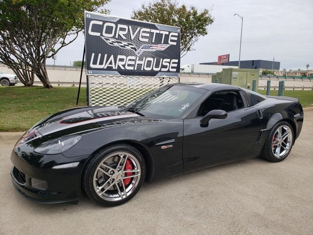 2009 Chevrolet Corvette Z06 Hardtop 3LZ, NAV, Chromes Wheels, Only 67k in Dallas, Texas 75220