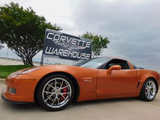 2009 Chevrolet Corvette Z06 3LZ, NAV, Spyder Chromes 65k in Dallas, Texas 75220