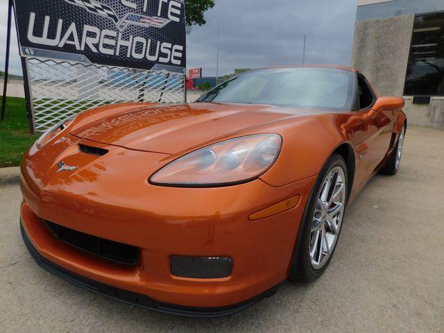 2009 Chevrolet Corvette Z06 3LZ, NAV, Spyder Chromes 65k in Dallas, Texas 75220