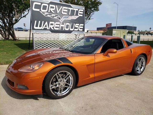 2009 Chevrolet Corvette Coupe 3LT, Z51, Z06 Chrome Wheels 33k in Dallas, Texas 75220