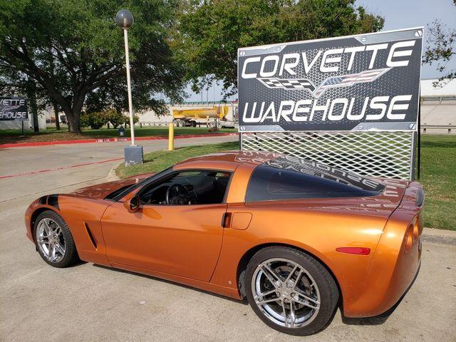 2009 Chevrolet Corvette Coupe 3LT, Z51, Z06 Chrome Wheels 33k in Dallas, Texas 75220