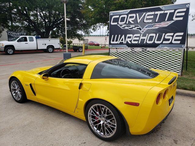 2009 Chevrolet Corvette Z06 Hardtop 2LZ, ZR1 Chromes, Nice in Dallas, Texas 75220