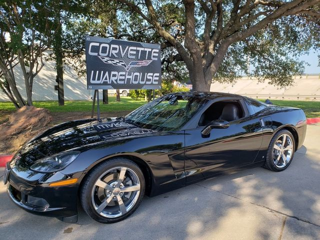 2009 Chevrolet Corvette Coupe 3LT, NPP, CD, Auto, Chrome Wheels 11k in Dallas, Texas 75220