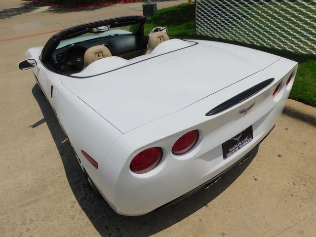 2009 Chevrolet Corvette Convertible 3LT, Z51, 6-Speed, Chromes, 40k in Dallas, Texas 75220