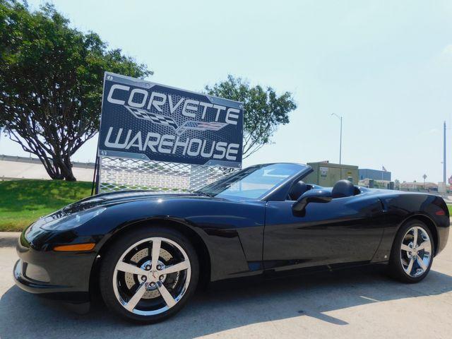 2009 Chevrolet Corvette Convertible 3LT, NAV, NPP, Power Top, Chromes 17k