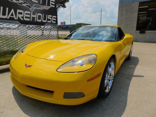 2009 Chevrolet Corvette Coupe 4LT, Z51, NAV, NPP, Auto, Chromes, Only 19k in Dallas, Texas 75220