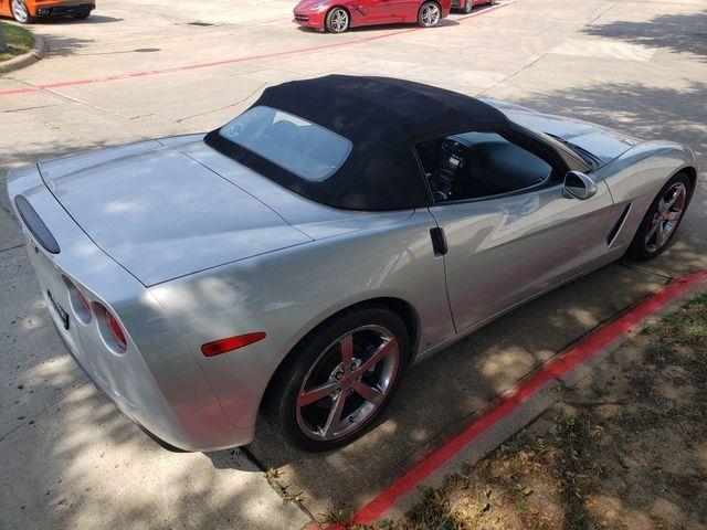 2009 Chevrolet Corvette Convertible 3LT, Z51, NAV, Auto, Chrome Wheels 19k in Dallas, Texas 75220