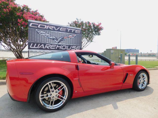 2009 Chevrolet Corvette Z06 Hardtop, 2LZ, CD Player, Chrome Wheels 8k in Dallas, Texas 75220