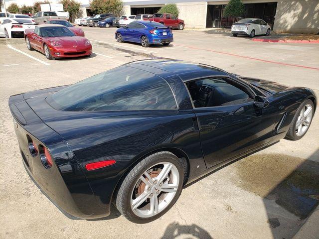 2009 Chevrolet Corvette Coupe 3LT, F55, NAV, NPP, Auto, Alloy Wheels 38k in Dallas, Texas 75220